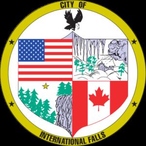 City of International Falls Official Seal